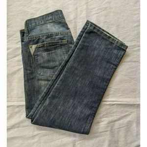 PD&C Jeans 34X30 Slim Sraight Medium wash